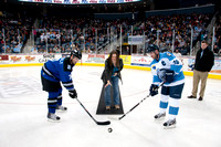Dec 31, 2011 Thunder vs Icemen