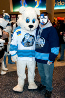 Jan 14, 2012 Komets vs Icemen