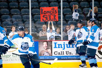 Feb 8, 2012 Komets vs Icemen